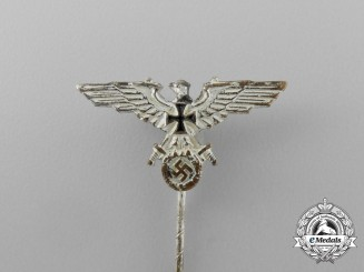A Third Reich Period Veteran's Association Membership Stick Pin