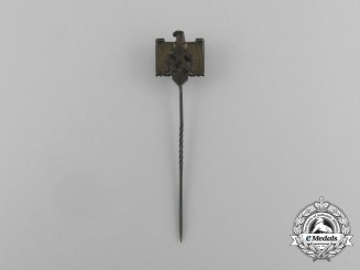 A DRL (German League of the Reich for Physical Exercise) Membership Stick Pin