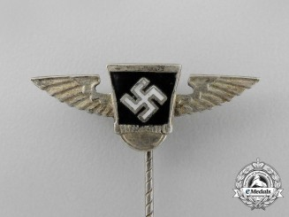 A NS-RKB (National Socialist Reichs Warrior League) Membership Stick Pin