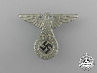 An Early Pattern (1934) NSDAP Political Cap Eagle