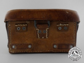 Germany, SA. A (Sturmabteilung) Medical Pouch, by G.E.Leuner