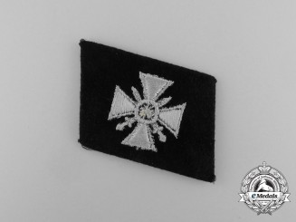A Single Waffen-SS 29th Grenadier Division (Russische Nr. 1) Collar Tab