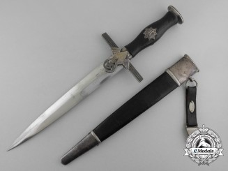 A First Model RLB (Air Raid Protection League) Dagger by Paul Weyersberg