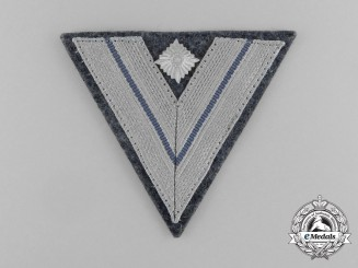 A Mint and Unissued Luftwaffe Private First Class Rank Chevron