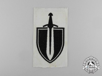 A First Pattern Wehrmacht Heer (Army) Sports Vest Insignia