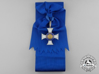 A Prussian Order of the Crown in Gold; 1st Class 1867-1918