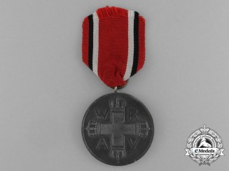 A Prussian Red Cross Medal