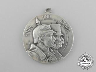 A First War German Silver Patriotic Medal