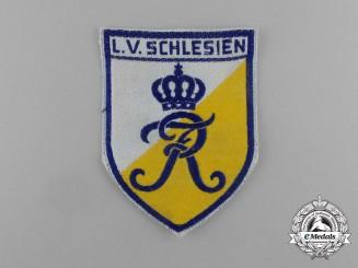 "A Mint ""Der Stahlhelm"" Silesia Sleeve Insignia"