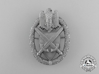 A Second War German Marksmanship Award