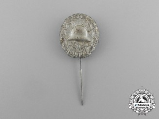 A First War German Silver Grade Wound Badge Miniature Stick Pin