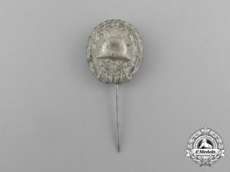 A First War German Silver Grade Wound Badge Miniature Stick Pin