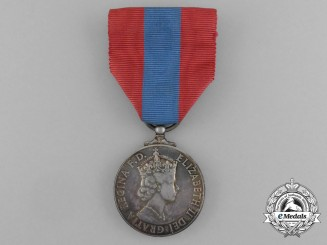 An Imperial Service Medal to James Richmond