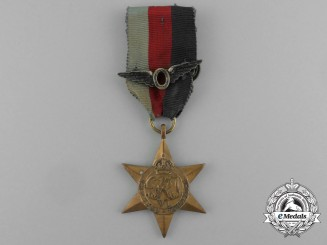 A Second War 1939-1945 Star with Operations Badge