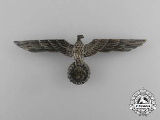 A Wehrmacht Summer Tunic Breast Eagle