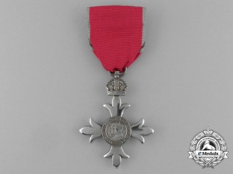 A Member of the Most Excellent Order of the British Empire