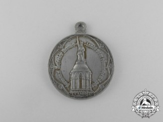 An 1875 Inauguration of the Hermann Monument Medal