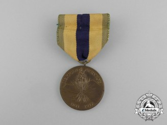 An American Army Mexican Service Medal 1911-1917