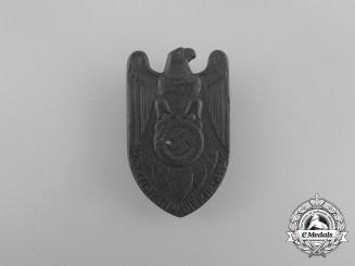 A 1942 NSDAP 1st District Council Day in Diekirchen Badge by Gebrüder Bender