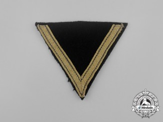 A Mint Waffen-SS Tropical Sturmmann Rank Chevron