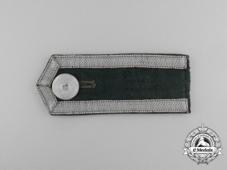 A Single Wehrmacht Transitional Period Unteroffizier Shoulder Strap