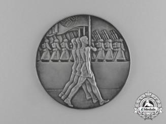 Germany, DRL. A 1935 Stuttgart Handball Championships Winner Medal