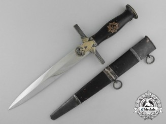 A Second Model RLB Dagger by WKC, Solingen