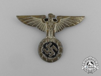 A NSDAP Early Pattern Early Political Cap Eagle