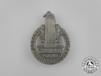 A 1934 1100-Year Celebration of the Town of Castrop-Rauxel Badge