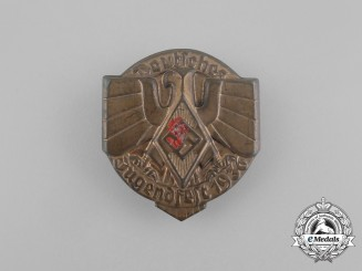 A 1936 German Festival of Youths Badge