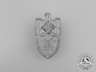 A 1939 1st NSRL Regional Festival Oldenburg-Ostfriesel Badge