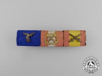A Luftwaffe Condor Legion Ribbon Bar