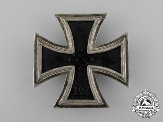 An Iron Cross 1939 First Class by Paul Meybauer of Berlin