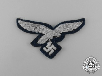 A Luftwaffe Officer's Breast Eagle