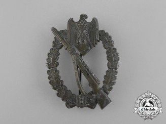 A Bronze Grade Infantry Assault Badge