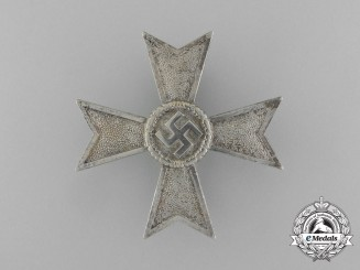 A Fine Quality War Merit Cross First Class by Otto Schickle of Pforzheim