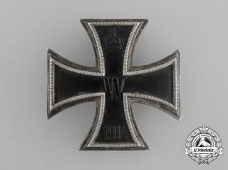 An Iron Cross 1914 First Class