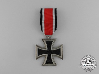 A Recovered Iron Cross 1939 Second Class by Klein & Quenzer A.G.