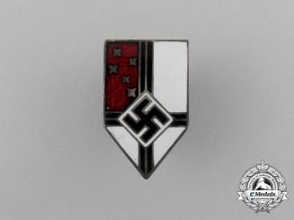A Second War German Reichs Colonial League Membership Badge