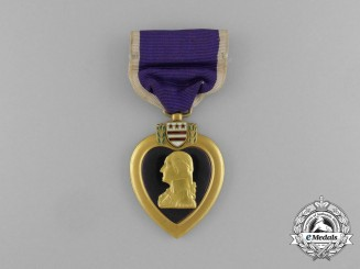 An American Purple Heart