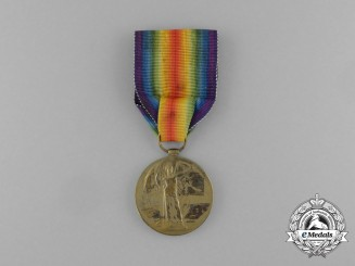 A First War South African Victory Medal