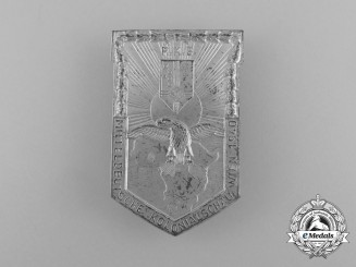 A 1940 RKB Middle-German Reich Colonial Exhibition in Vienna Badge