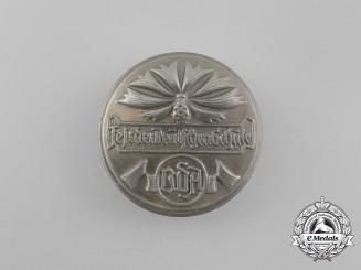 A Third Reich Period Festival of German Schools Badge