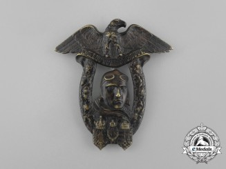 Germany, Wiemar Republic. A Wiener Neustadt Flying School Graduate Badge