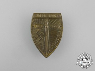 "A 1932 Eastern Prussia ""Week of the Führer"" Badge"