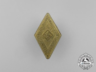 A 1934 Day of German Girls and Day of the Homeland Badge