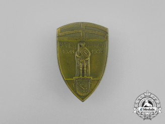 A 1930 Bremen Day of the SA Badge