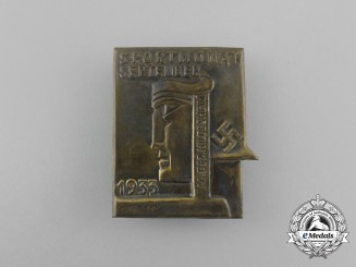 A 1933 Hildesheim September Month of Sport Badge