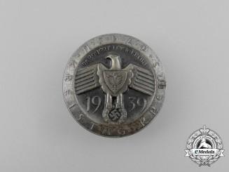 A 1939 NDAP Krems District Party Day Badge