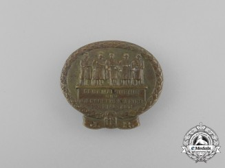 A 1932 Infantry Regiment 118 Monument Unveiling Badge